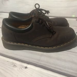 Dr. Martens 11849 Brown Shoes